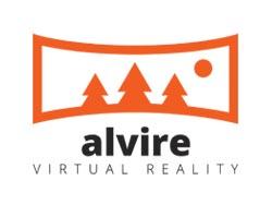 Logo Alvire Virutal Reality