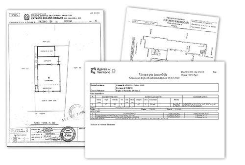 Realgest richiesta certificato ape for Visure immobiliari