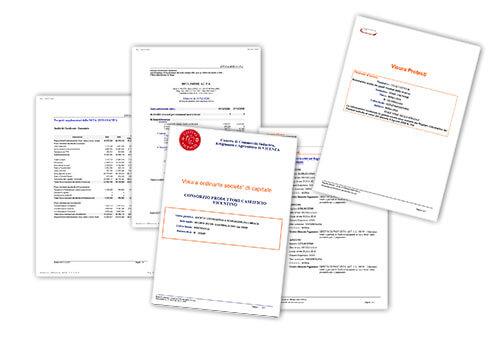 Realgest visure e certificati camerali for Visure immobiliari